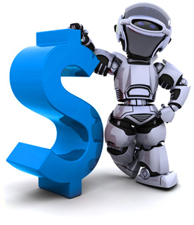 how does a forex robot look
